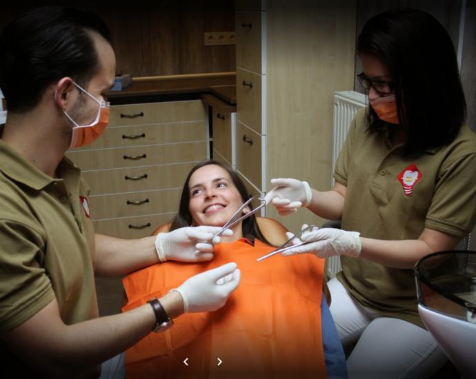 fogászati beavatkozás optimum fogászati kezelés elkezdése
